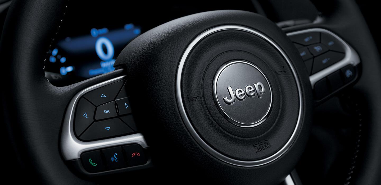 Jeep Renegade Steering Wheel
