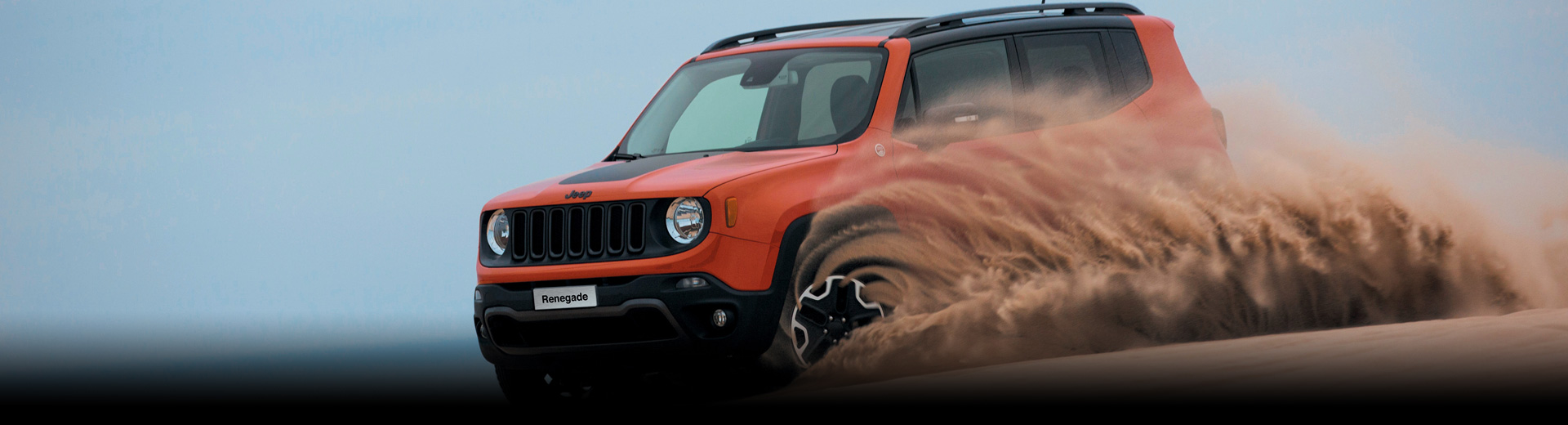 Jeep Renegade Banner