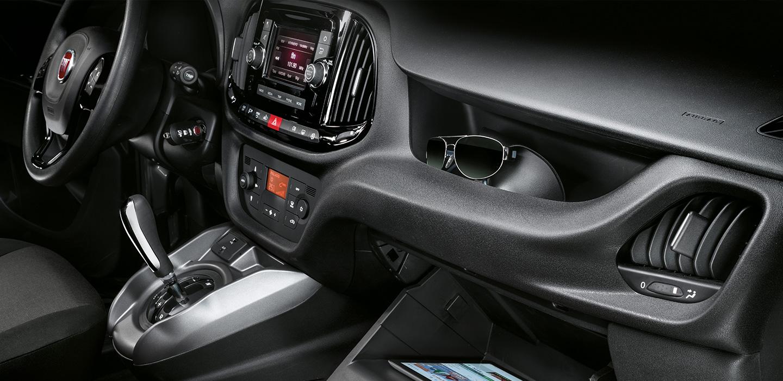 Fiat Professional Doblo Cargo Interior