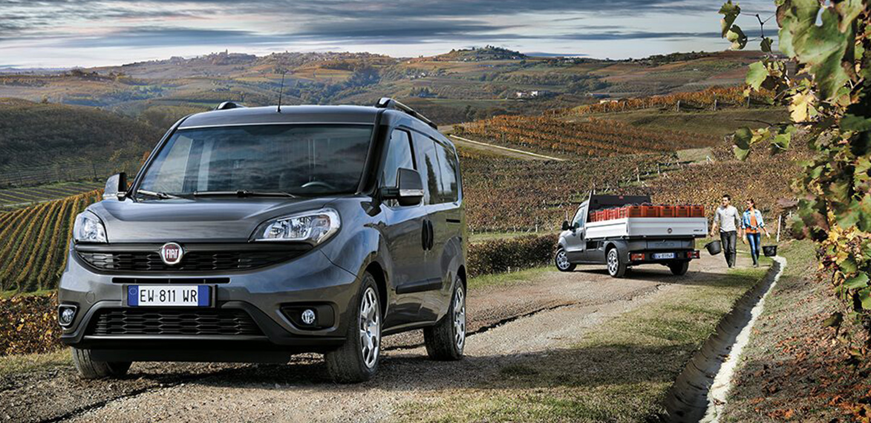 Fiat Professional Doblo Cargo Driving