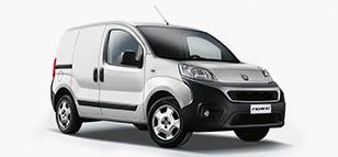 Fiat Professional Fiorino White