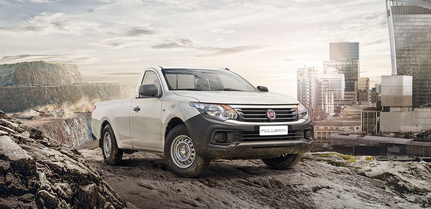 Fiat Professional Fullback Single Cab