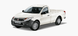 Fiat Professional Fullback Single Cab White