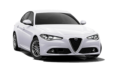 Alfa Romeo Giulia White