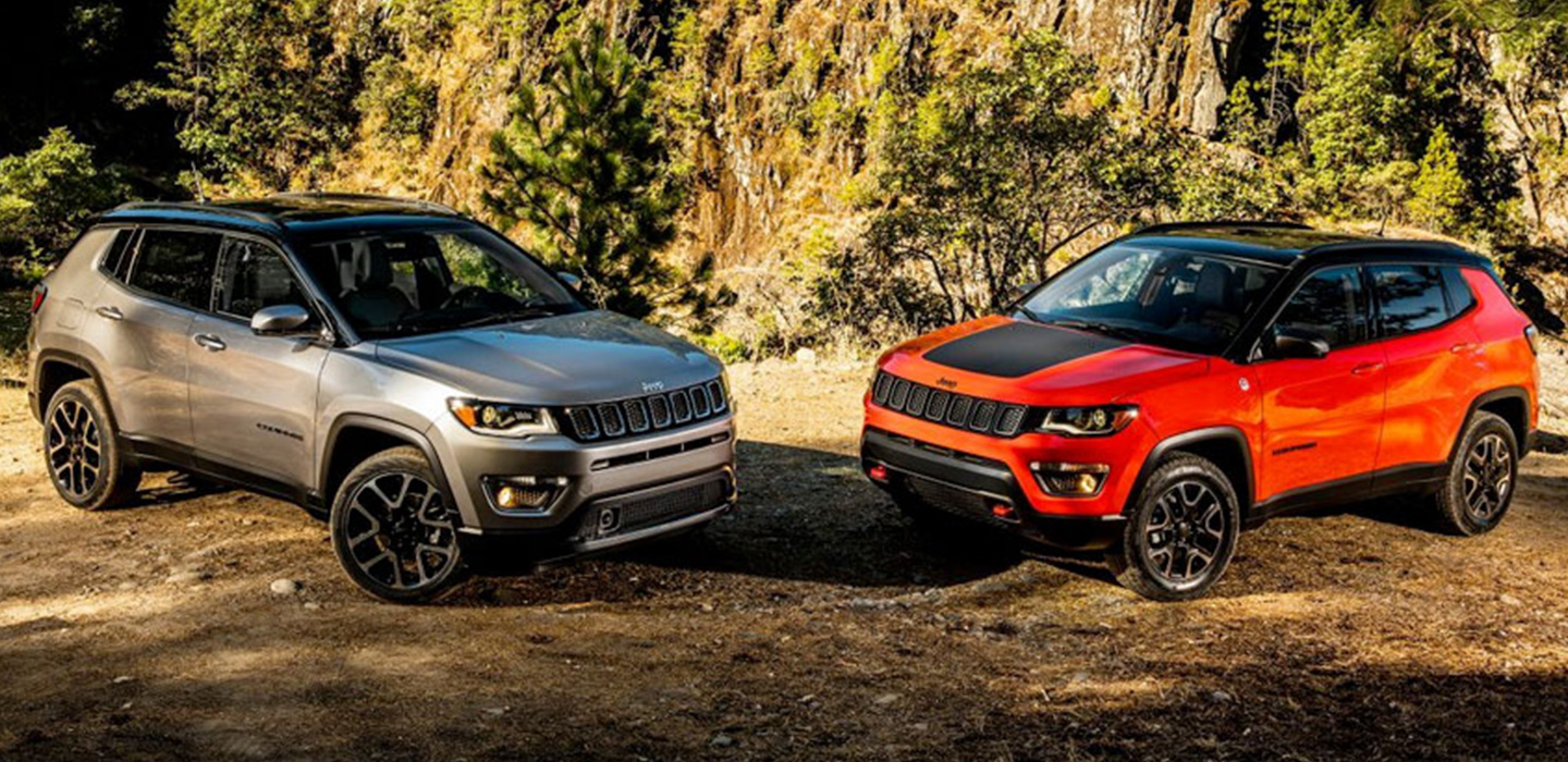 Jeep Compass Outdoor