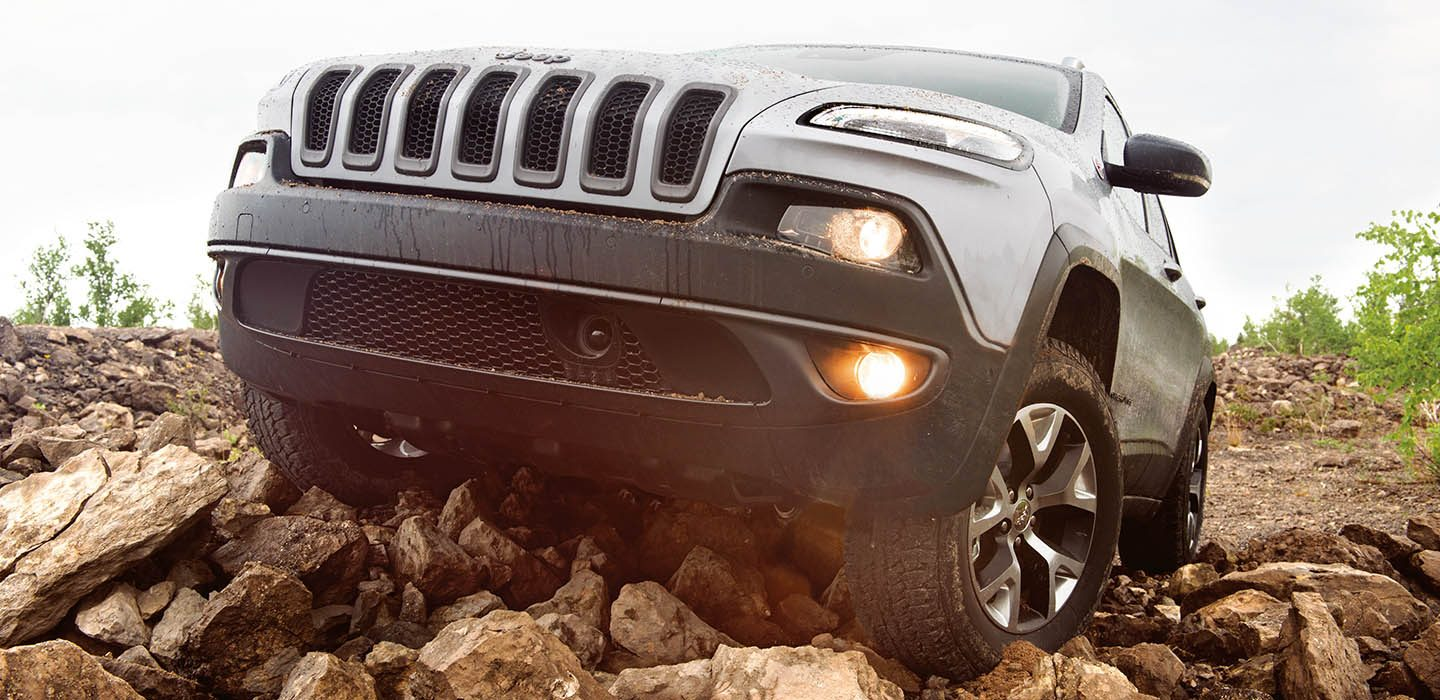 Jeep Cherokee Off-road Lifestyle