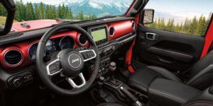 All-new Jeep® Wrangler