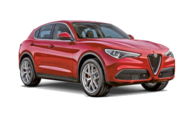 Alfa Romeo Stelvio Red