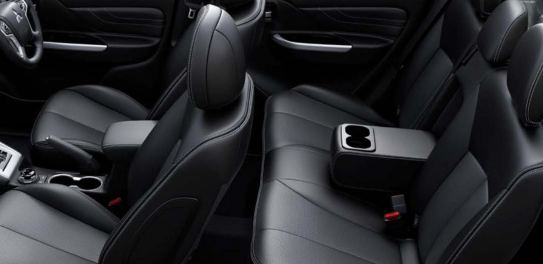Mitsubishi Triton 2019 Inside