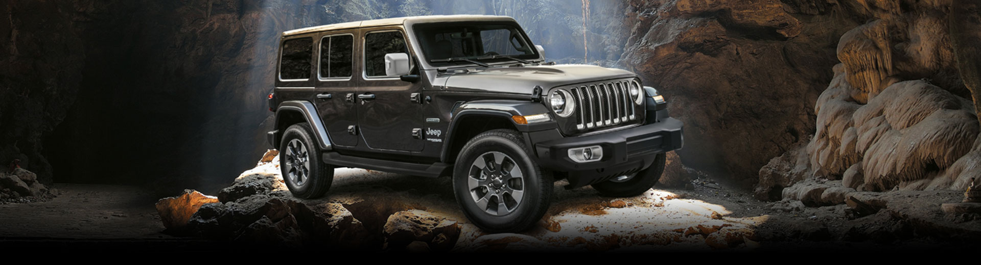 Jeep Wrangler Unlimited Banner