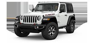 Jeep Wrangler JL Rubicon - 2 Door