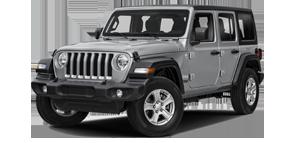 Jeep Wrangler Sahara - 4 Door