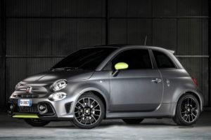 Cargo Motors Bedfordview New Fiat 595 Abarth Pista Side