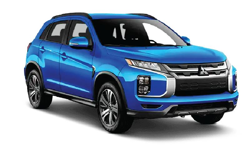 Mitsubishi ASX Blue 2020